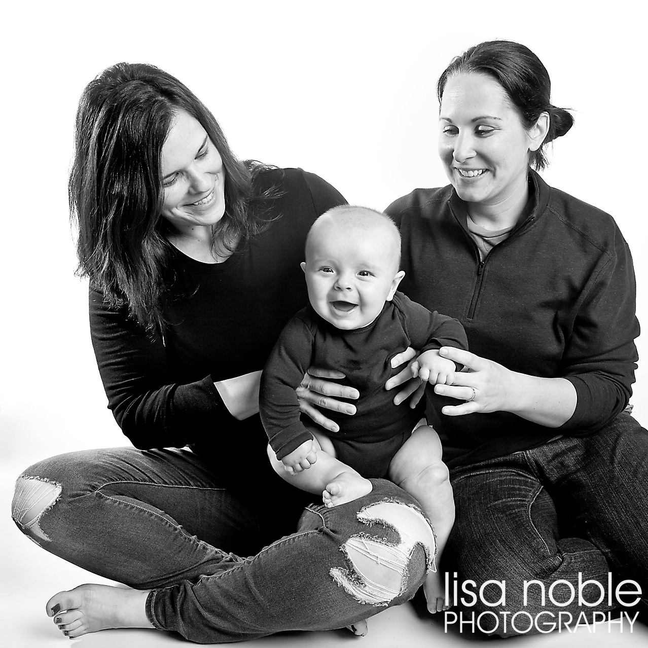 Bay Area Baby and Family Photography by Lisa Noble