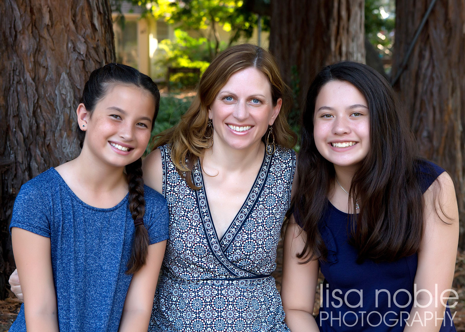 Bay Area family photography in Belmont