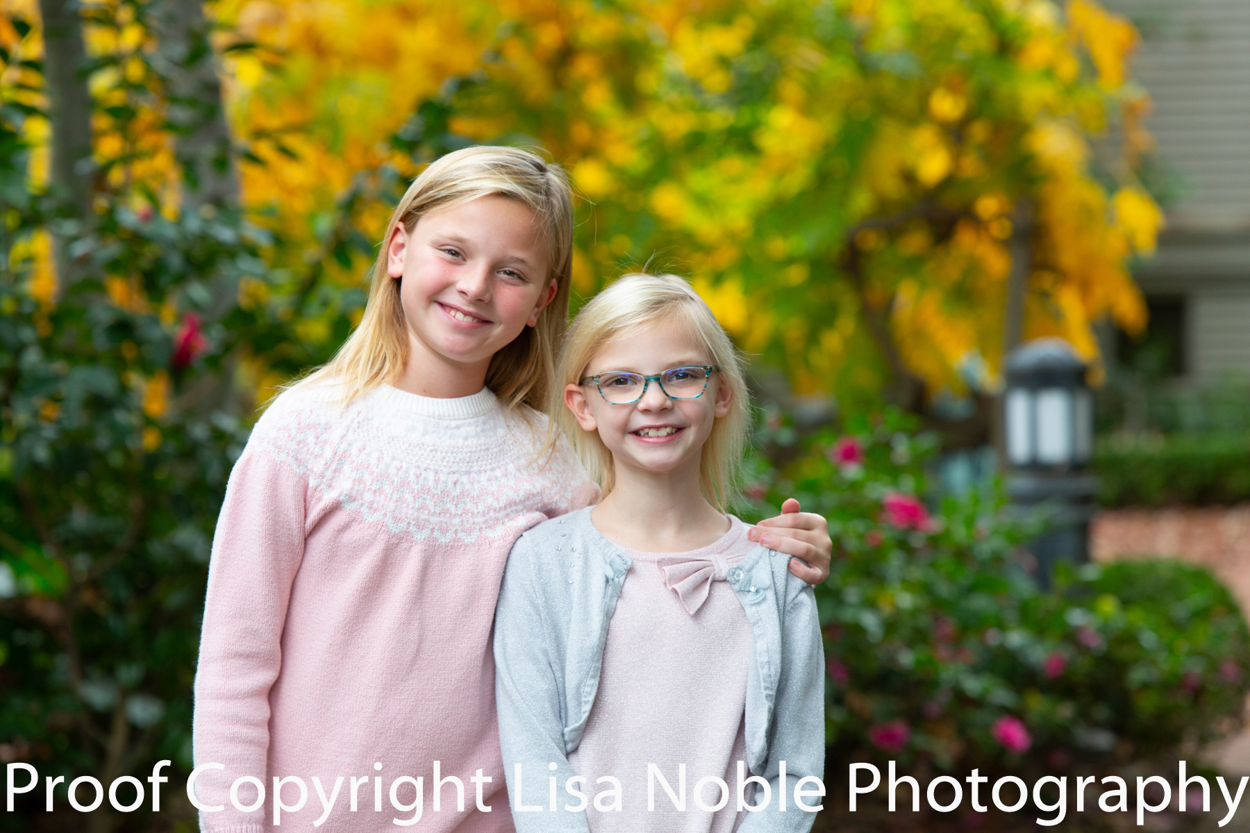 sisters at Bay Area photograpy session in Palo Alto