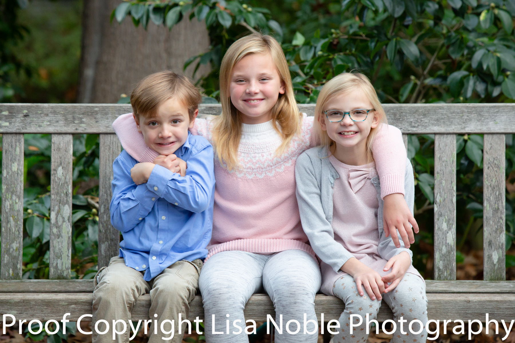 Sibling portrait Bay Area Professional Family Photography